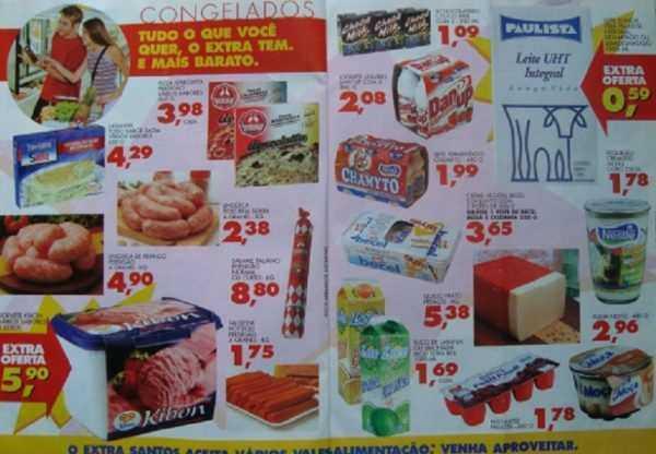Photo of Veja como eram os preços de antigamente em panfletos de supermercados