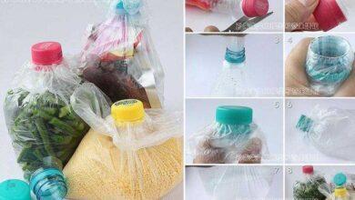 17 Ideias criativas para reciclar as garrafas de plástico