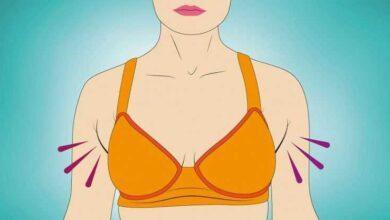 5 Dicas para eliminar a gordurinha debaixo do braço