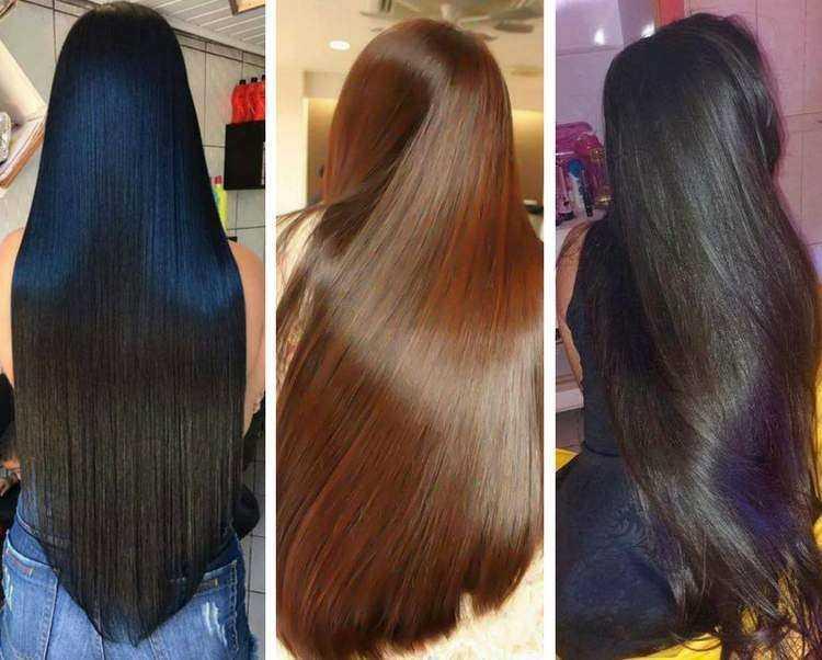 6 maneiras de manter o cabelo liso sem química, secador ou chapinha