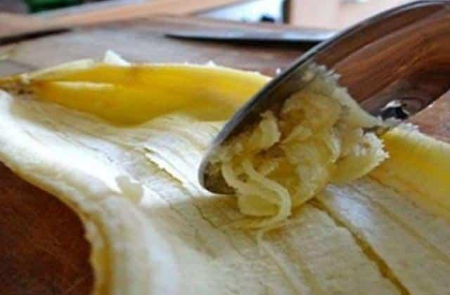 Nunca mais jogue fora essa parte da banana! Aqui está o porquê...