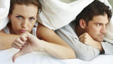 Coisas que só homens lerdos fazem na cama