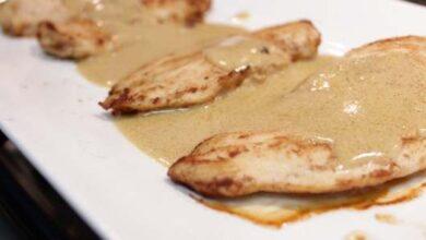 Foto de Como fazer frango ao molho mostarda