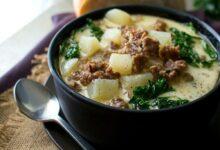 Foto de Receita de Sopa Toscana