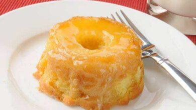 Foto de Receita de torta de abacaxi