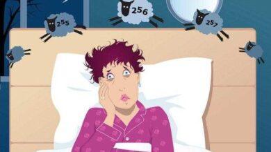 5 maneiras de acabar com a insônia