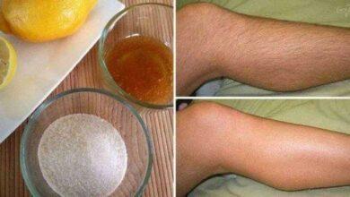 5 maneiras naturais de reduzir e eliminar os pelos indesejados