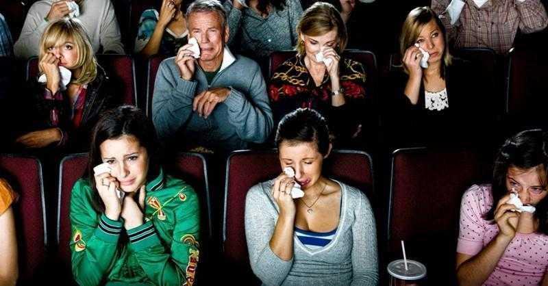 Quem chora assistindo filmes é o mais forte 1