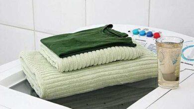 Aprenda como amaciar toalhas de banho com vinagre