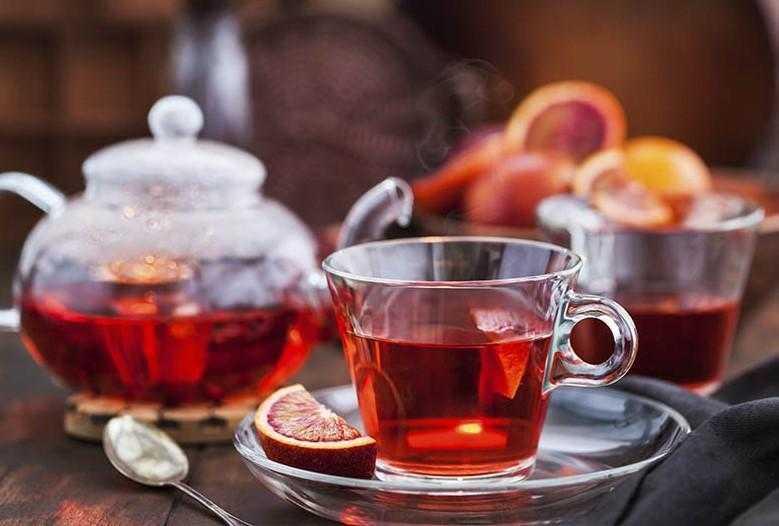 Chá vermelho emagrece?