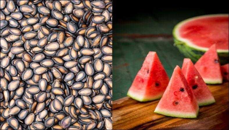 Confira os benefícios da semente de melancia