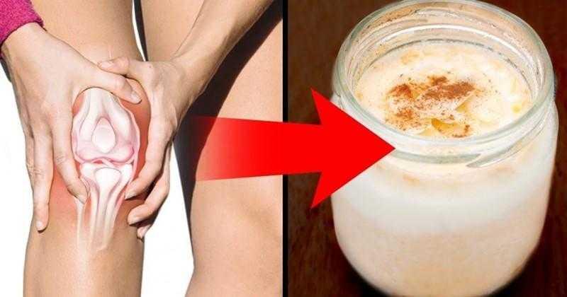 Receita caseira para aliviar as dores nos joelhos