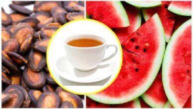 10 Motivos para tomar chá de semente de melancia