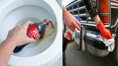 10 Utilidades da Coca-Cola que você provavelmente nunca imaginou