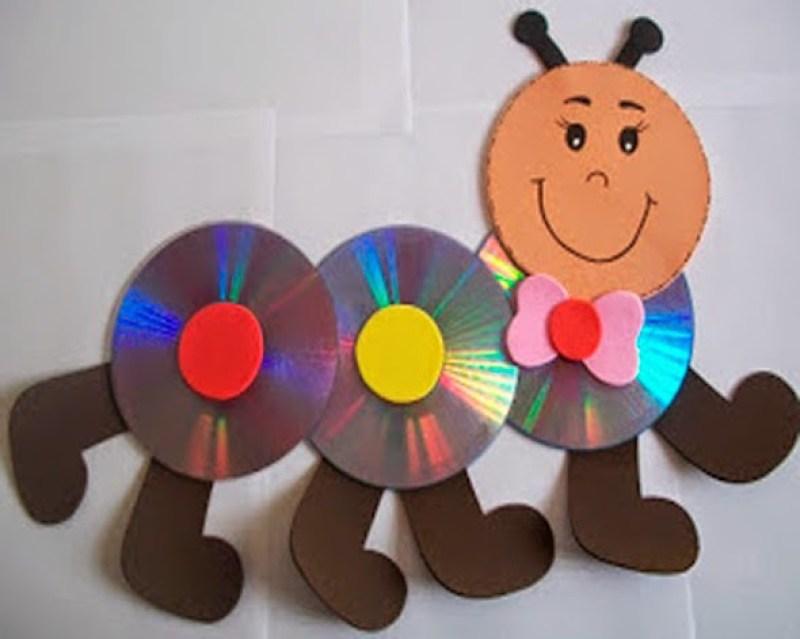 Dicas para reaproveitar CDs usados