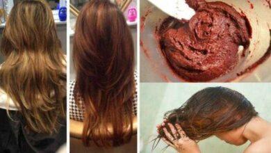 Foto de Como tingir cabelo naturalmente com café