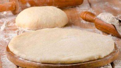 Como fazer massa de pizza caseira de maneira fácil