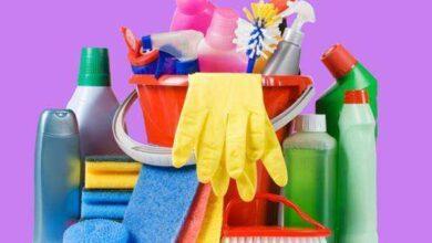 Foto de Produtos de Limpeza Caseiros