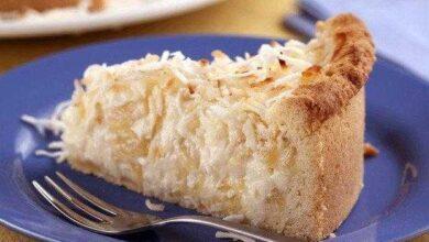 Foto de Torta cremosa de coco