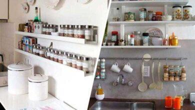 Foto de 10 Ideias Para Modificar e Organizar a sua Cozinha