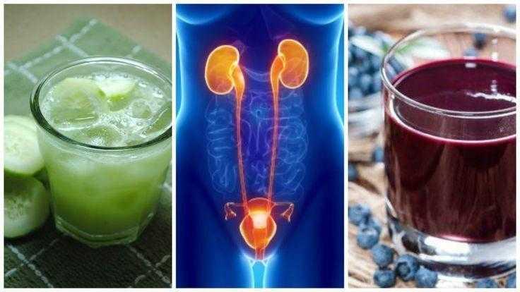 10 bebidas naturais para tratar as infecções urinárias 1q