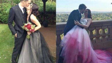 Foto de 12 vestidos de noiva nada tradicionais