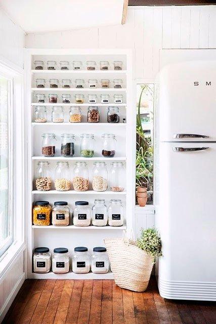 10 Ideias Para Modificar e Organizar a sua Cozinha
