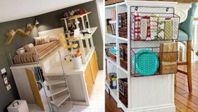 21 ideias para aproveitar o espaço de sua casa ao máximo S