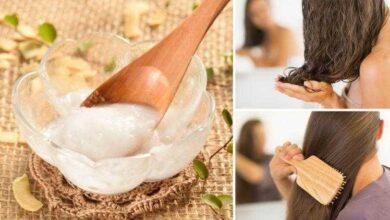 Foto de Aprenda maneiras inteligentes para usar óleo de coco para cabelo