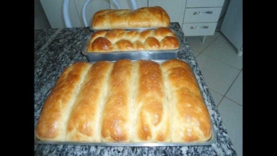 Foto de Como fazer pão caseiro de mandioca