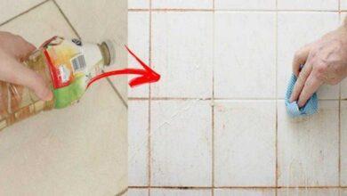 Foto de Como limpar azulejos sem esforço com um truque simples e caseiro