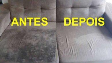 Foto de Como limpar sofá de forma pratica e eficaz