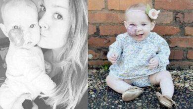Foto de Ela ouviu falarem que sua bebê era fruto do mal. E dá a resposta do século para essas pessoas