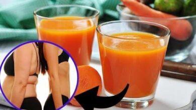 Aprenda a fazer o suco de cenoura com limão para emagrecer