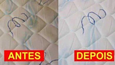 Foto de Aprenda como limpar colchão e deixá-lo branquinho