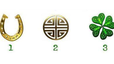 Escolha um símbolo da sorte para revelar sua mensagem psíquica