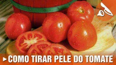 Foto de Veja truque para remover facilmente a pele do tomate