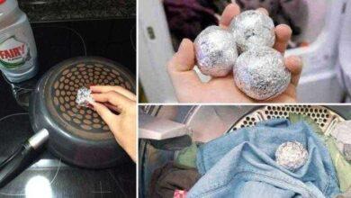10 usos incríveis para o papel alumínio
