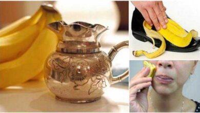 5 usos da casca de banana que você JAMAIS imaginou fr