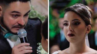 Noivo confessa amar mais uma pessoa durante a cerimônia 0a