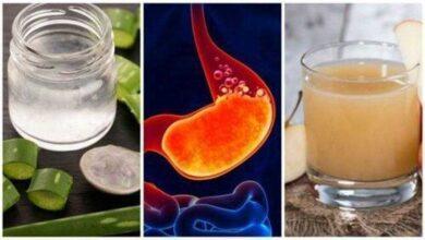 Alivie a azia preparando estes 5 remédios naturais