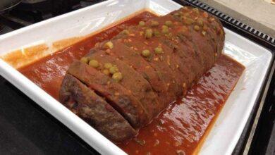 Foto de Como Fazer Bolo de Carne na Pressão