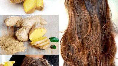 Foto de Evite a queda e estimule o crescimento dos cabelos com esta receita com gengibre!