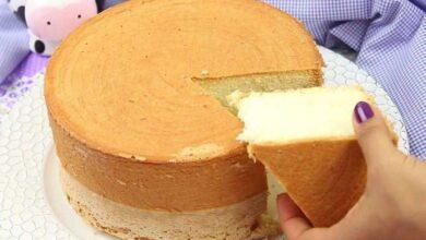 Foto de Receita de pão de ló