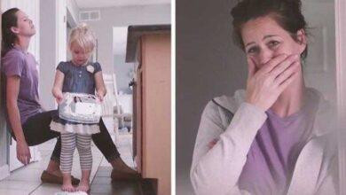 """""""Um dia normal"""" video mostra o dia-a-dia de ser mãe, e vai tocar-te o coração 1A"""
