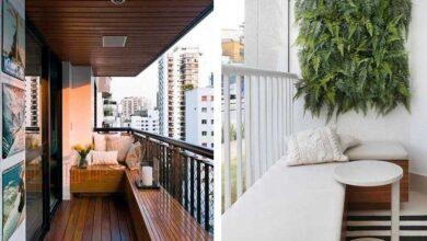 Foto de 12 ideias fáceis para decorar a varanda ou sacada