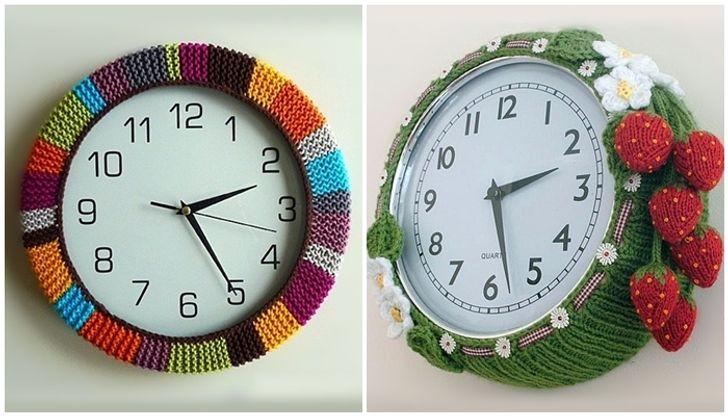 15 Ideias para você fazer seu próprio relógio