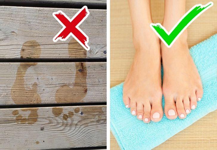 6 Dicas para deixar os pés impecáveis