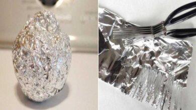 Foto de 9 maneiras de usar papel alumínio que quase ninguém conhece