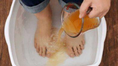 Como desintoxicar o corpo através de banhos de pés rf